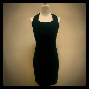 KARL LAGERFELD - Vintage Black Linen Dress